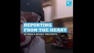 Vignette iraq protests